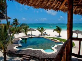 Waterlovers Beach Resort, Diani Beach