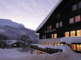 Klosters Youth Hostel, Klosters