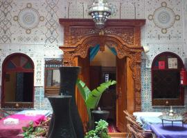 Ryad Bab Berdaine, Meknesz