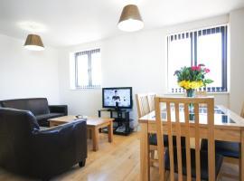 Crompton House Apartments, Barnet
