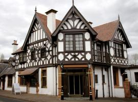 The Popinjay Hotel & Spa, Larkhall
