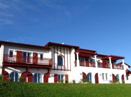 Hôtel Arguibel, Guéthary