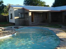 The Stone Guest House, Livingstone