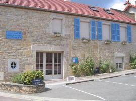 Logis Saint Martin, Magny-lès-Villers