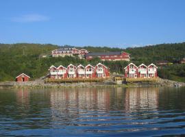 Tjeldsundbrua Maritim, Evenskjer
