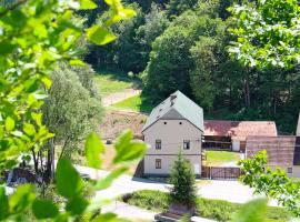 Penzion Starý Pivovar, Křtiny