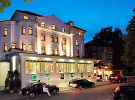 Romantik Hotel Goldene Traube, Coburg