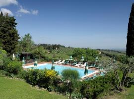 Hotel Villa Belvedere, San Gimignano