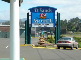 D Sands Condominium Motel, Lincoln City