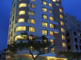 Paradise Saigon Boutique Hotel & Spa, Ho-Chi-Minh-Stadt