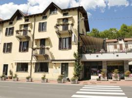 Hotel Ristorante Vittoria, San Fedele Intelvi