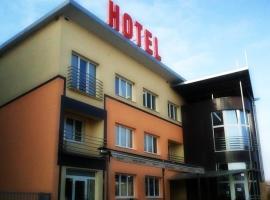 Hotel Hokejka, Prievidza