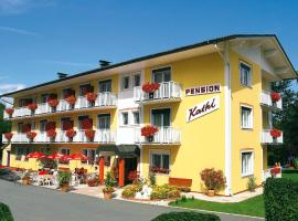 Pension Kathi, St. Kanzian am Klopeiner See