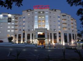 Tunis Grand Hotel, Tunisas