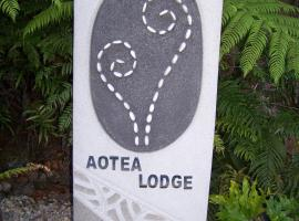 Aotea Lodge Great Barrier, Tryphena