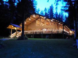 Western Pleasure Guest Ranch, 샌드포인트