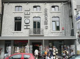 Hotel La Librairie, Durbuy