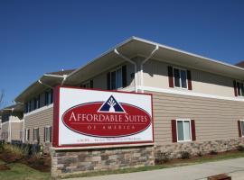 Affordable Suites - Fayetteville/Fort Bragg, Fayetteville