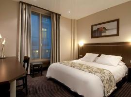 Hotel Choiseul Opera, Paris