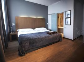 Hotel Domus, Boom