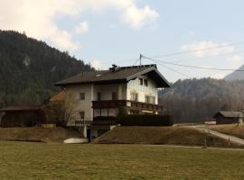 Haus Scholl, Nassereith