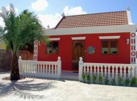 Red Cunucu Villa With Pool, 노르트