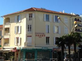 Hôtel Savoy, Juan-les-Pins