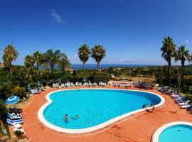 Hotel Residence Costa Azzurra, Capo Vaticano