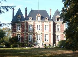 Petit Chateau Normandie, Bertreville-Saint-Ouen