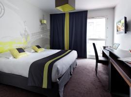 Lagrange Apart'Hotel Paris-Boulogne, Boulogne-Billancourt