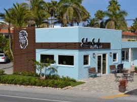 Silver Surf Gulf Beach Resort, Bradenton Beach