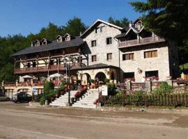 Hotel Rebeco, Fuente Dé