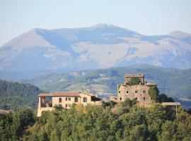Agriturismo Monte Valentino, Pietralunga