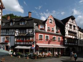 Gast-und Weinhaus Burkard, Bernkastel-Kues