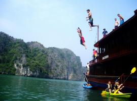 Sea Wind Cruise, Ha Long