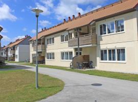 Volontärgatans Lägenhetshotell, Visby