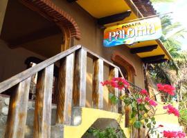 Posada Paloma, San Agustinillo