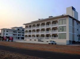 Hotel East West, Puri