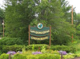 Lake George Escape, Warrensburg