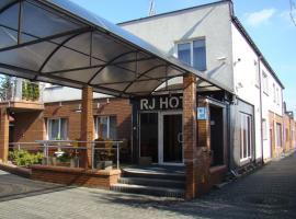 RJ Hotel, Pabianice