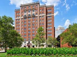 Residence Inn by Marriott Cincinnati Downtown/The Phelps, Sinsinati