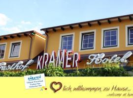 Altstadthotel Kramer, Filachas