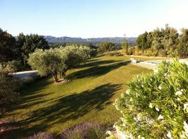 la Bastide d' Eyragues en Provence, Eyragues