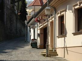 Hotel Pod Hradom, Trenčín