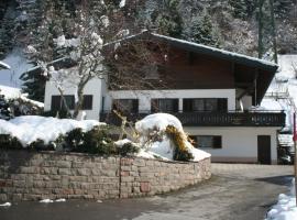 Haus Tschanun, Gaschurn