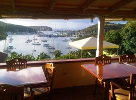 The Ocean Inn Antigua, English Harbour Town