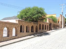 Hotel Posada San Jorge, Bernal