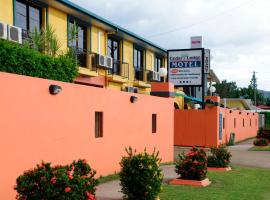 Cedar Lodge Motel, Townsville