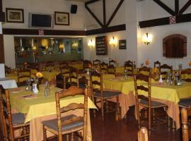 Bar-Restaurant Hostal Can Gurt, Santa Coloma de Farners