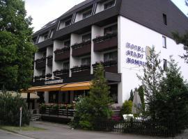 Hotel Stadt Homburg, Homburg